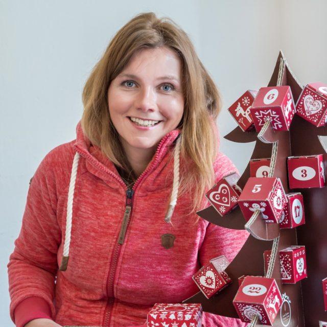 Lucie Glaister, majitelka Chocolatier