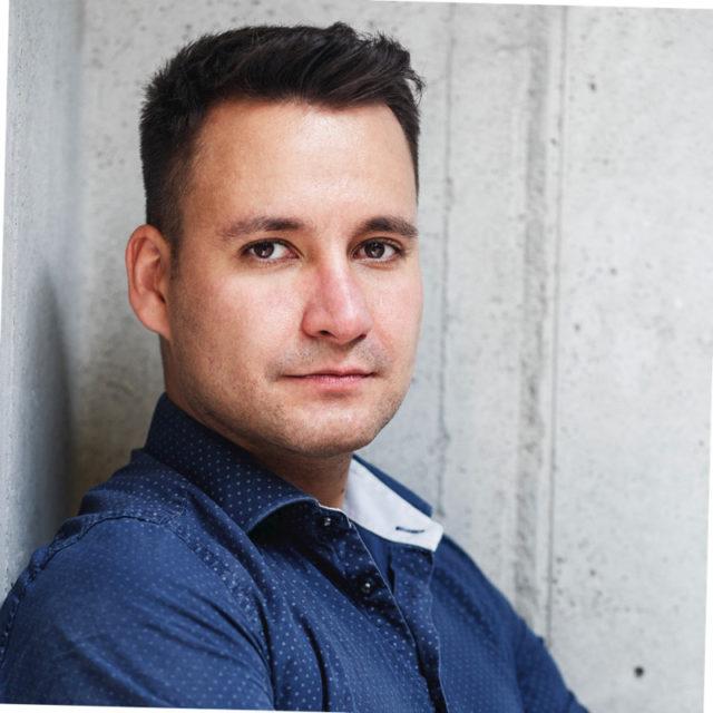 Lukáš Kovač, CEO a spoluzakladatel Qerko